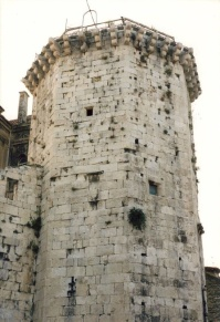 Diocletian's Palace remains, Split