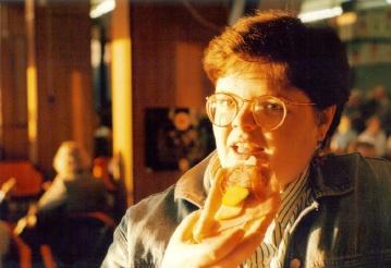 Michelle, Yugoslav airport