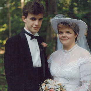 1987 - Our Wedding