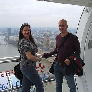2011 - London Eye