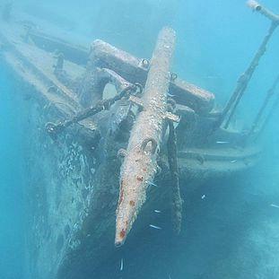 2012 - Antigua (underwater)