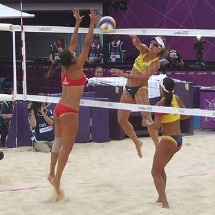 2012 - Beach Volleyball