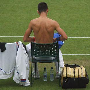 2012 - Tennis