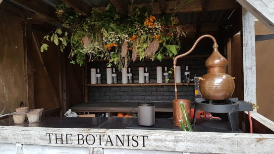 Alembic Still @ The Botanist