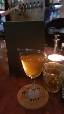 Slane whiskey @ The Sun Tavern