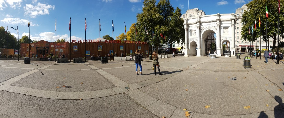 Marble Arch theatre