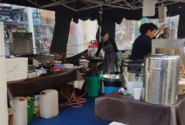 Thai street food in Leatherhead
