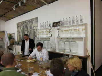 The Ginstitute with Portobello Road gin