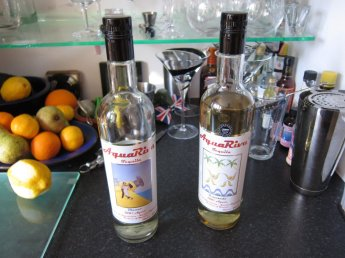 AquaRiva tequila by Cleo Rocos