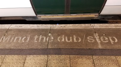 Mind the Dub Step