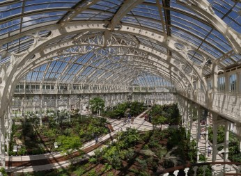 The Temperate House refurbished