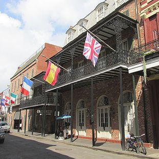 USA - New Orleans thumb