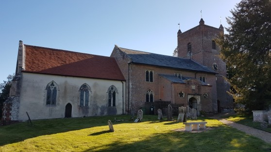 St Marys, Froyle