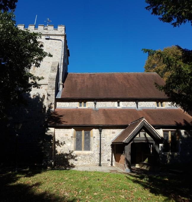 St Mary, Worplesdon
