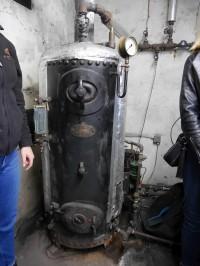 Boiler (The Major?)