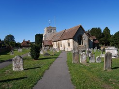 St Marys, Frensham