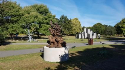 Art in Regents Park
