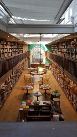 Daunt Books, Marylebone High St