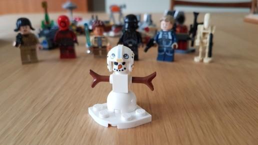 Star Wars advent calendar finale