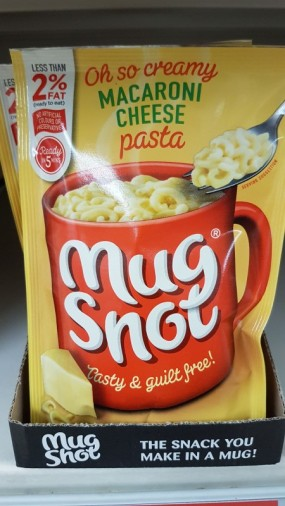 Mugsnot! Who thinks these things up?
