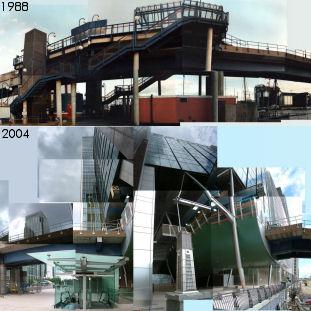 Heron Quays 1988-2004
