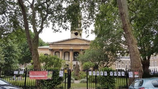Trinity Church Square SE1 4HT