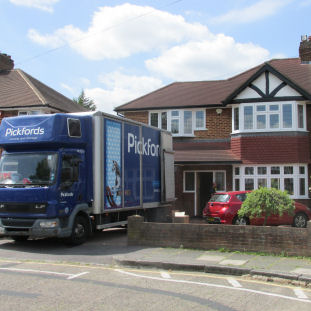 2014 - Moving House