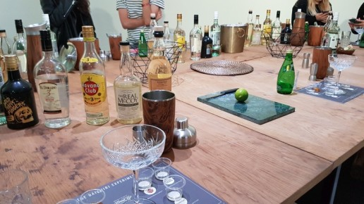 Hannah Lanfear's Cocktail Experiments