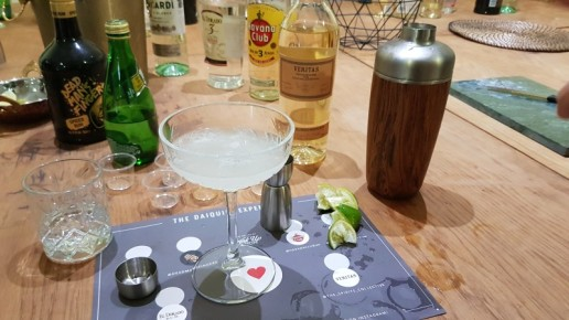 Daiquiri Experiment