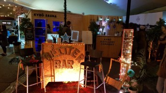 Glitter Bar and Kyro Sauna