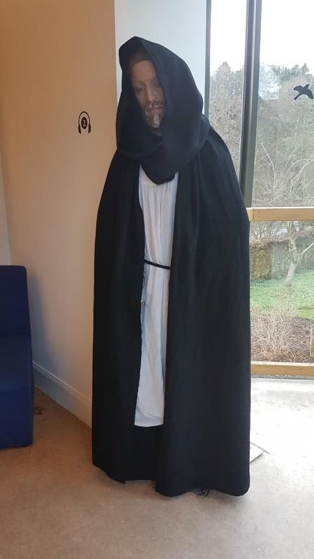 Jedburgh Abbey Jedi Knight