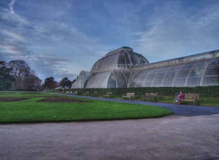 Palm House - March '07