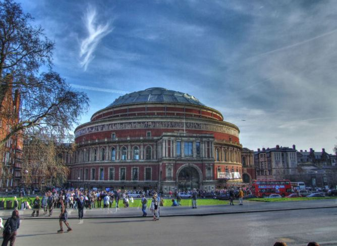 Albert Hall - April '07