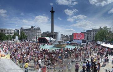 Trafalgar Square (2)