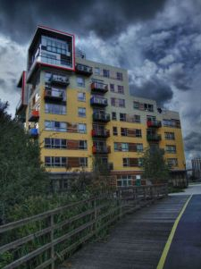 HDR experiments