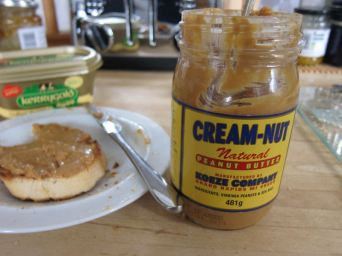 03 Mmmmm, peanut butter with no added palm oil. Delicious!