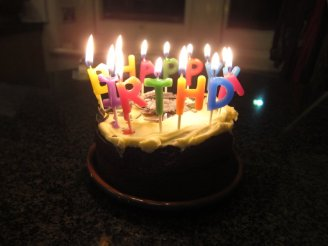 Happy birthday to you, happy birthday to you