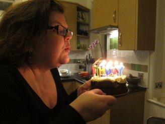 Happy birthday dear Michelle