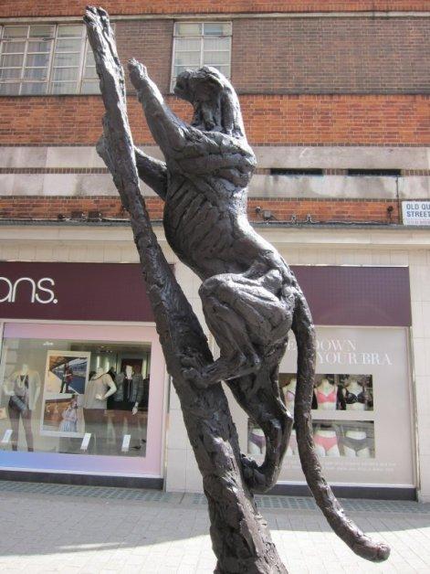 Oxford Street art