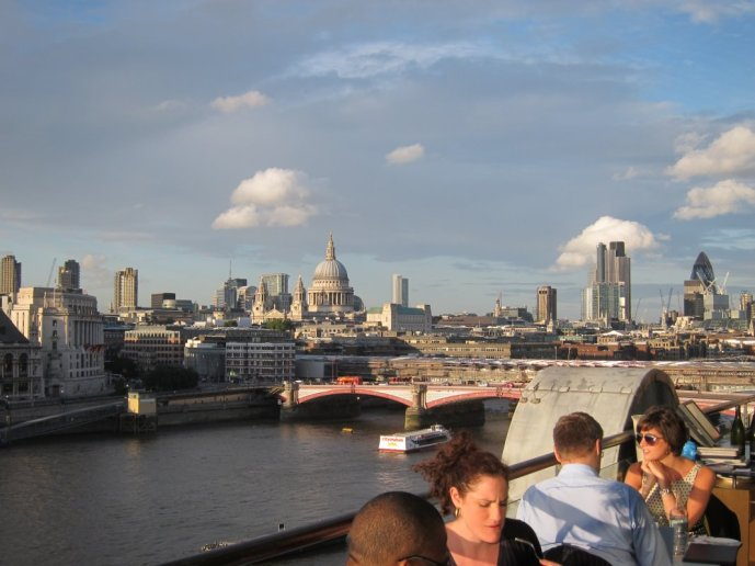 View from OXO building (2)
