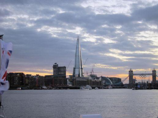 Shard and Tower Bridge