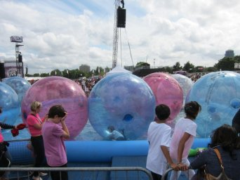 Big balls @ London Live