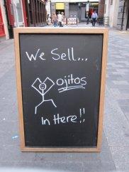Kingly street pub sign