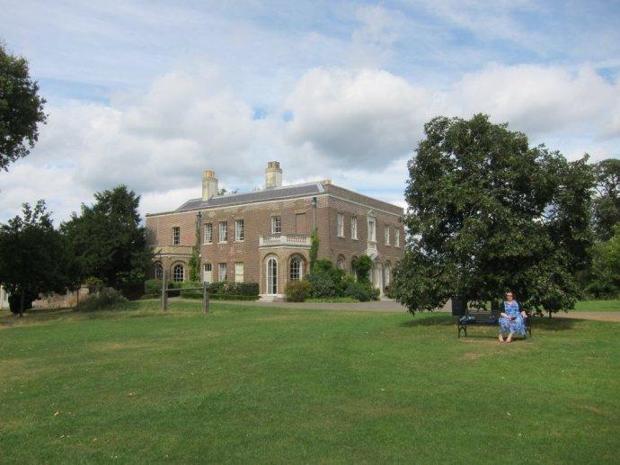Morden Park House