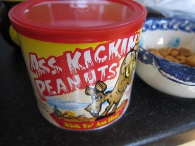 Ass Kicking Peanuts