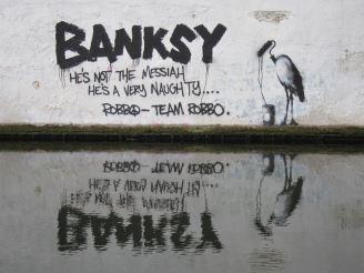 Banksy v Robbo