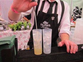 Gilpin's Westmorland gin & Liberty Lounge bar