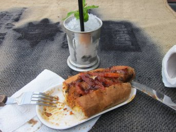 chilli dog and julep