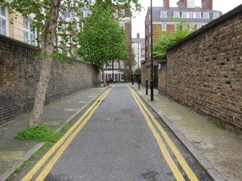 St. Helena Street, Finsbury