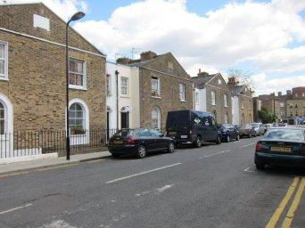 Dericote Street, Hackney
